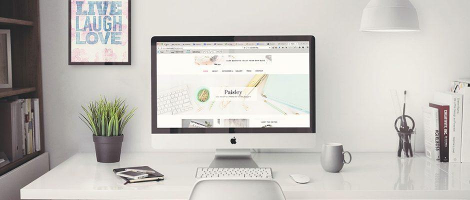 Een passende website voor uw bedrijf!